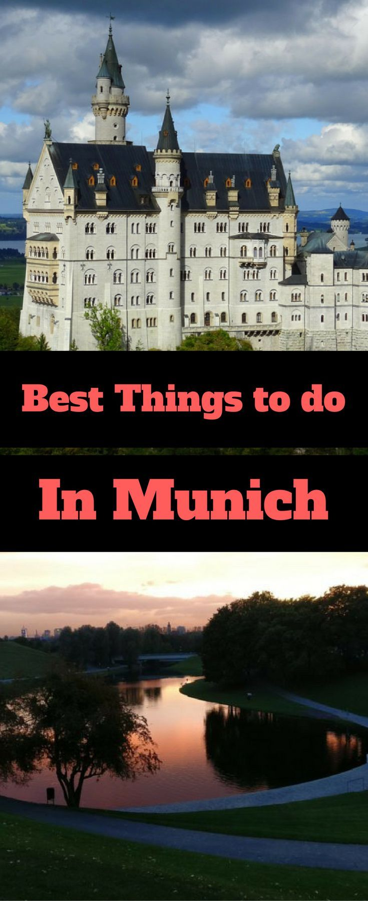 Travel guide to Munich | Best things to do in Munich | Top things to do in Munich | What to see in Munich | Travel to Munich | Visit Munich | Walking tour in Munich | Best things to do in Bavaria | Bavaria Castles | What to see in Munich | Munich travel guide | city breaks | Travel to Germany | Visit Germany | travel to Bavaria | Visit Bavaria