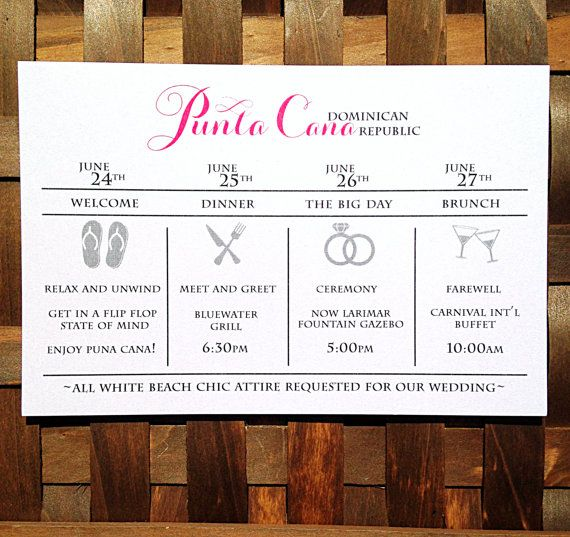 Best 25+ Wedding agenda ideas on Pinterest | The check, Weekly ...