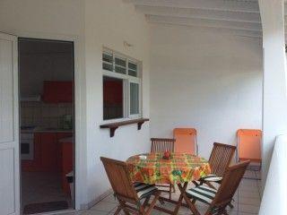 Hébergement à proximité de la plage du pain de sucre (Réf:5268 Appartement Guadeloupe LesSaintes)