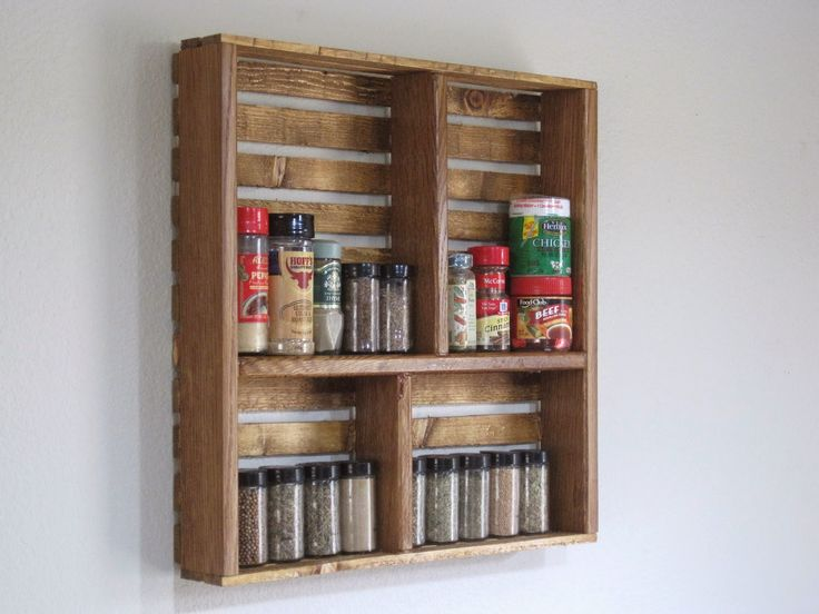 Merveilleux 27 Spice Rack Ideas For Small Kitchen And Pantry