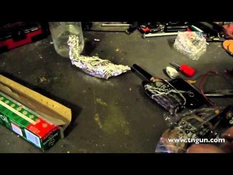 Aluminum Foil Faraday Cage Test - YouTube