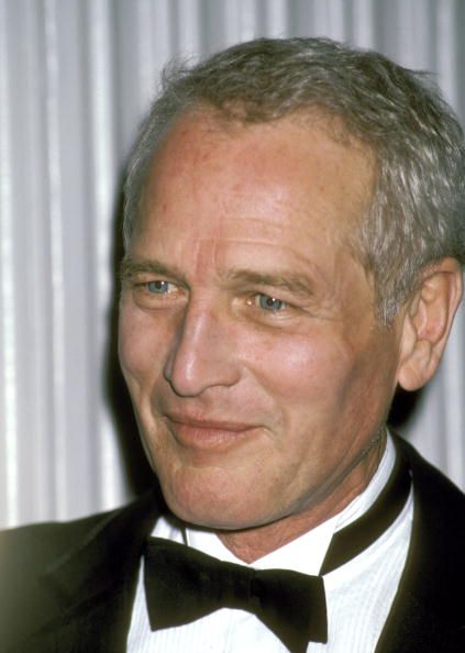 Paul Newman during American Museum of The Moving Image Salutes Sidney Lumet at Waldorf Astoria Hotel in New York City New York United States