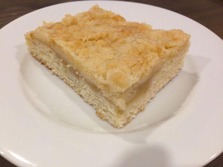 Apfel-Streuselkuchen vom Blech @ http://de.allrecipes.com