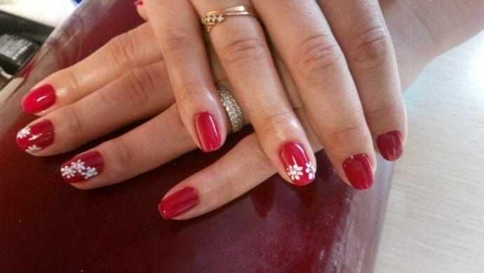 die besten 25 rote hochzeitsn gel ideen auf pinterest kreis diamantringe rote fingern gel. Black Bedroom Furniture Sets. Home Design Ideas