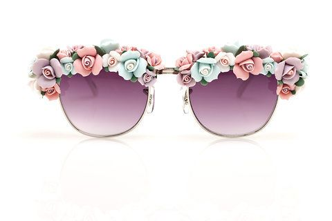 Craft yourself a pair of designer sunglasses for a fraction of the cost. #diy