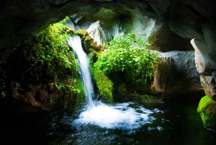 small creek in Milan