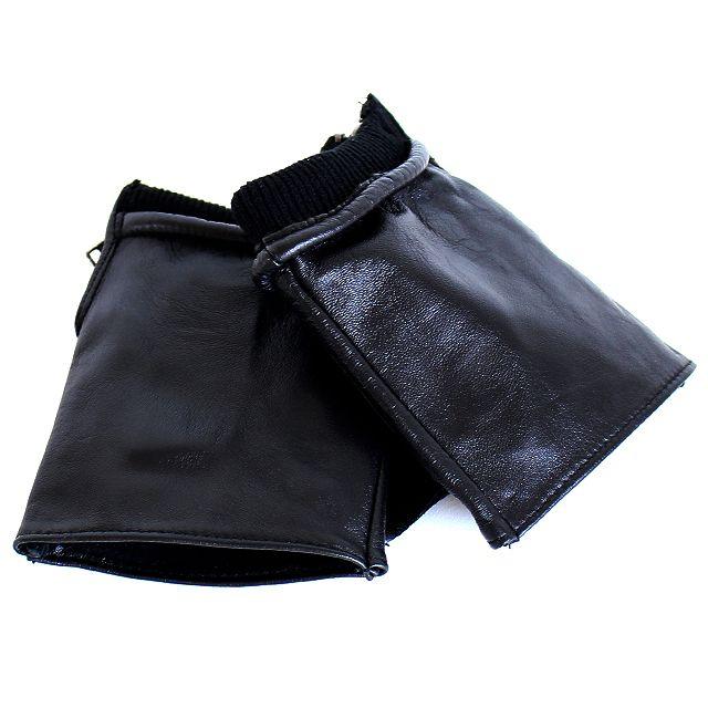 フィンガーレスリアルレザーグローブ | メンズスカートなどモード系ファッションの通販 albino