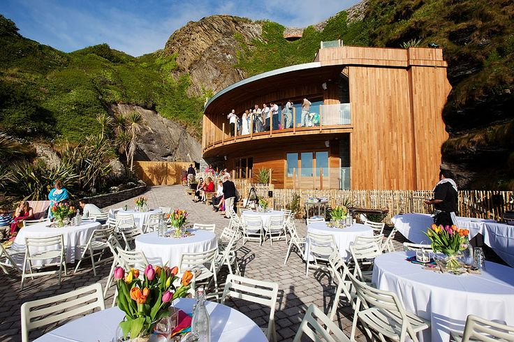 What an amazing venue in Devon - we love it! Tunnels beaches | weddings – the venue