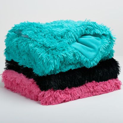 Fashion Fuzzy Throw Blanket Caeley S New Room