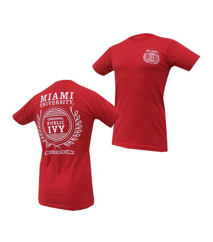 Miami University Public Ivy Tee