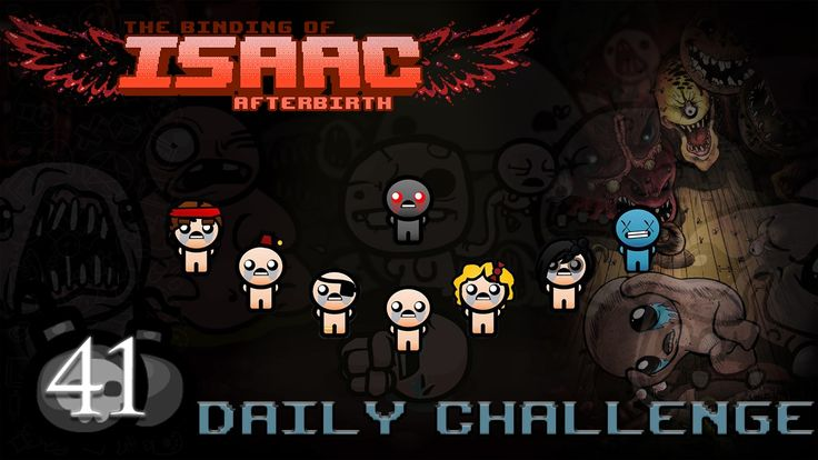THANKS FOR WATCHING!!!! Like Comment & Sub for more!  Daily Challenge of Binding of Isaac: Afterbirth  for February 14th! Stay tuned for daily Binding of Isaac content coming your way and if you did the daily challenge comment your score!  More Binding of Isaac:  - Normal Mode with Item Descriptions: https://www.youtube.com/watch?v=Svmj_STR5Zk&list=PL0NrdfkZHHvGKlm-eu3sphtXRU0f_WUbb - Daily Challenge: https://www.youtube.com/watch?v=RfmLoU7pmDQ&list=PL0NrdfkZHHvG5lYhZ1O8shrky_5d3xNHj…
