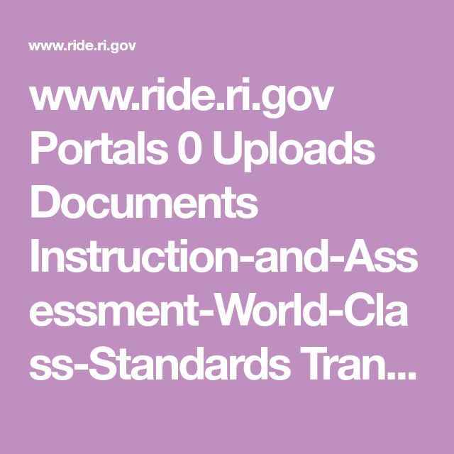www.ride.ri.gov Portals 0 Uploads Documents Instruction-and-Assessment-World-Class-Standards Transition EIA-CCSS ScarpelliD-RAFT_toolbox.pdf