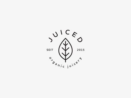 Entries | Organic Juice Bar Needs Your Help! Beautiful Logo Required | Logo design contest