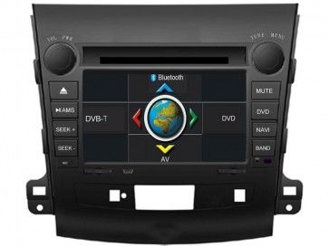 Autoradio DVD GPS PEUGEOT 4007 avec ecran tactile & fonction Bluetooth,USB,TV,Can Bus,Ipod