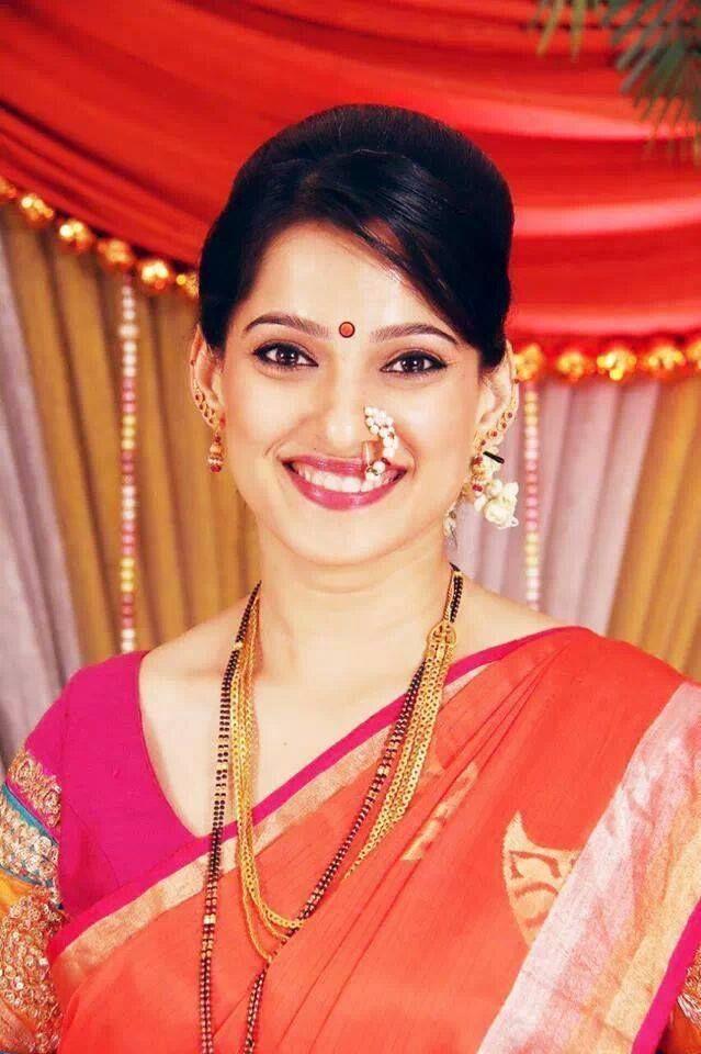 Marathi Actress #PriyaBapat