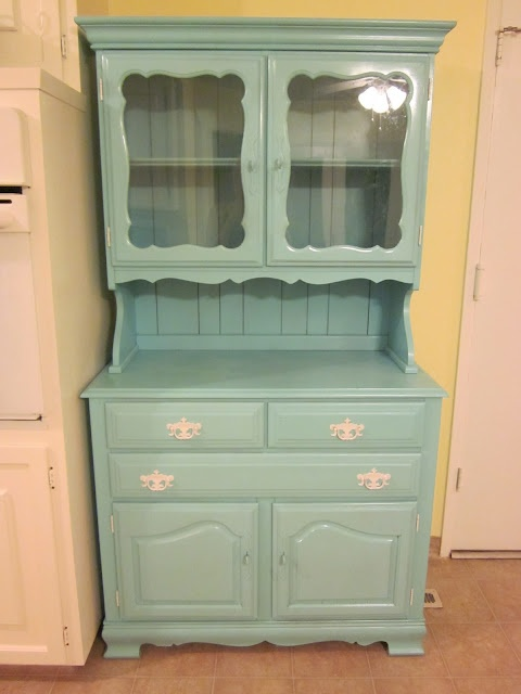 19 Best Images About China Hutch Refinish Ideas On Pinterest