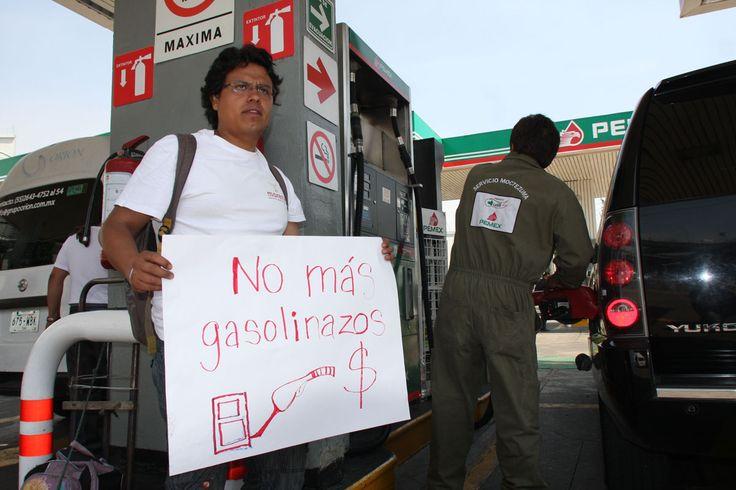 "Peña Nieto promete mano dura ante agravamiento de protestas por ""gasolinazo"""