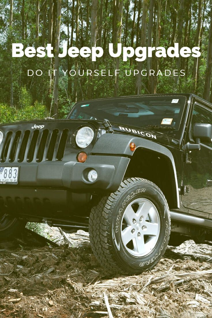 Best Jeep Upgrades for a new Jeep Owner   Jeep Wrangler