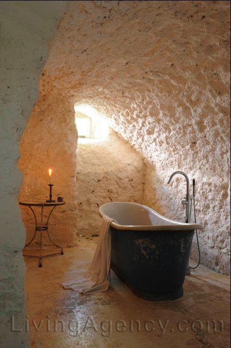 Bath D Cor De Provence Blog Cloiseau All Things French Pinterest Old Bathrooms
