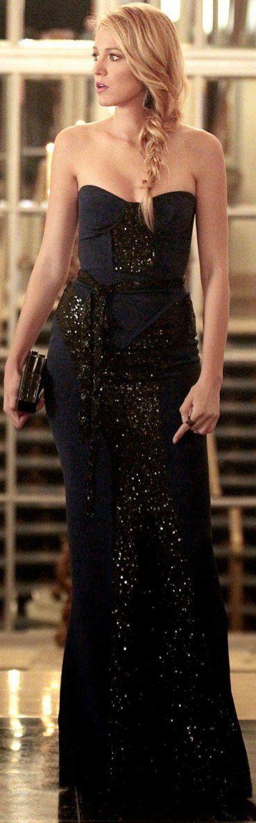 Image - Robe: Blake Lively (Gossip Girl) O1 - Blog de BestStylesEver - Skyrock.com