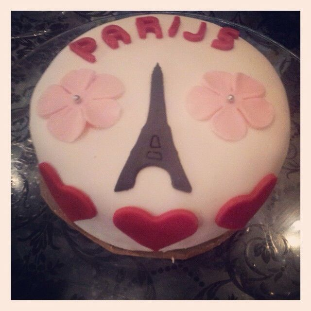Parijs taart