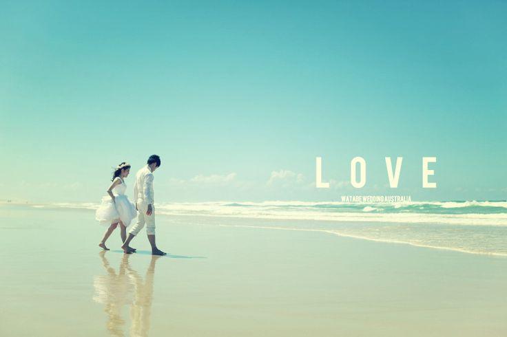L O V E Watabe Wedding Australia Gold Coast どこまでもつづくビーチ。 大自然はゴールドコーストの最大の魅力の ひとつです。 ビーチフォトの詳細はWEBをご覧ください http://watabe-weddingaus.com/ どんな小さなご質問も経験豊富でアイデアいっぱいの 現地在住スタッフがお答えいたします。 お気軽にお問い合わせください。 ワタベウェディングゴールドコースト店 Suite 27, 46 Cavill Avenue, Surfers Paradise QLD 4217 Australia (TEL)07-5553-0000 (EMAIL)infooceania@watabe.com