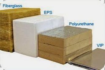 Panel de Aislamiento térmico por Vacío | Ciencia & Cemento