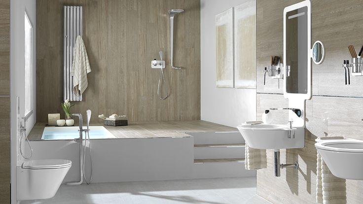 Peque os detalles que crean espacios c lidos radiadores - Radiadores de bano ...