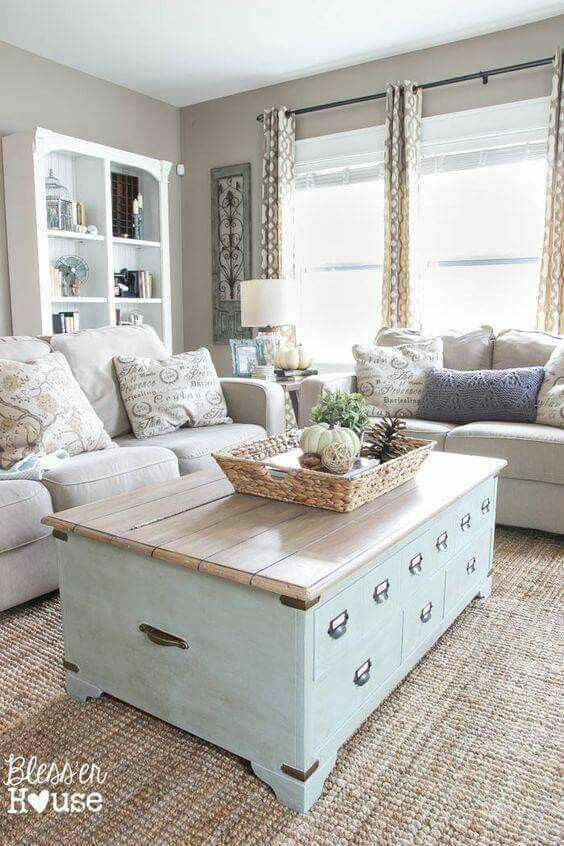 I love the coffee table.  In the music room the piano music could go in there.
