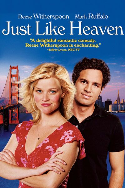 David (Mark Ruffalo) is a recently widowed architect moving into a new apartment in San Francisco. But the apartment isn't entirely empty; it's haunted by the ghost of a woman named Elizabeth (Reese Witherspoon). And although Elizabeth can't remember much about her life, she's convinced that she isn't really dead. While David recruits Darryl (Jon Heder), an absent-minded psychic, to get to the bottom of Elizabeth's identity, he and Elizabeth begin to fall in love.