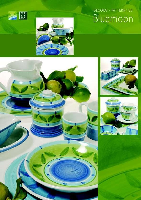 Caleca Blue Moon & 28 best Caleca Dinnerware images on Pinterest | Cutlery Dinner ware ...