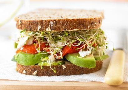 California Club Sandwich             Sandwich Recipes for Summer - http://Prevention.com