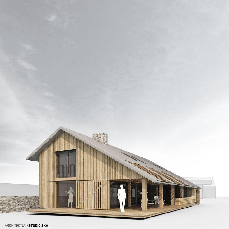 201509 nieuwbouw woonhuis   ARCHITECTUURSTUDIO SKA