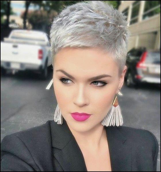 25 Trend überraschend kurze Frisuren für Frauen