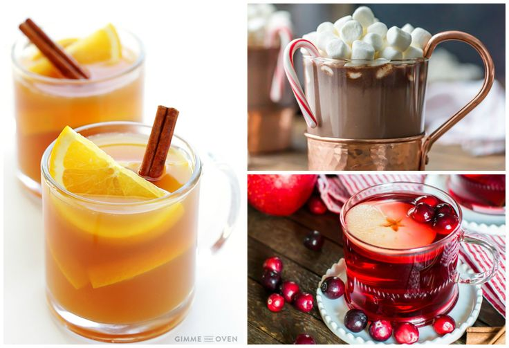 You have the main dish, side dishes, and desserts planned out. Now you just need some amazing drink recipe to really wow…