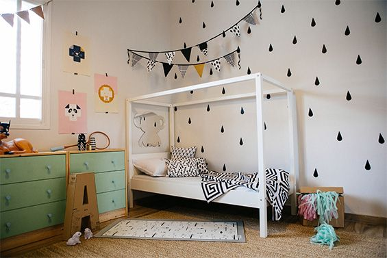 Our Falg at Room Decor Project at 9instyle Blog .
