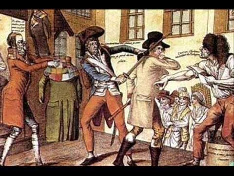 ▶ La Revolución Francesa,el Fin del Antiguo Régimen y el Constitucionalismo - YouTube
