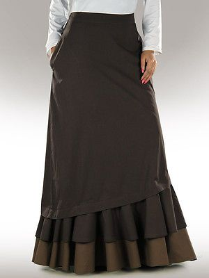 Long Skirt AS015 eBay