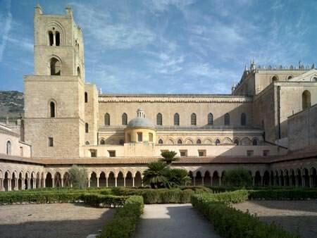 Il Duomo di Monreale, Monreale Italy