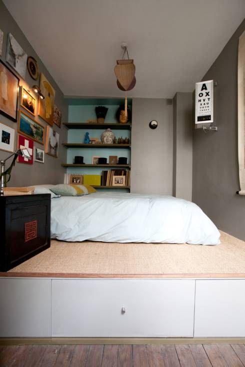 Quartos translation missing: br.style.quartos.asiático por Jean-Bastien Lagrange + Interior Design