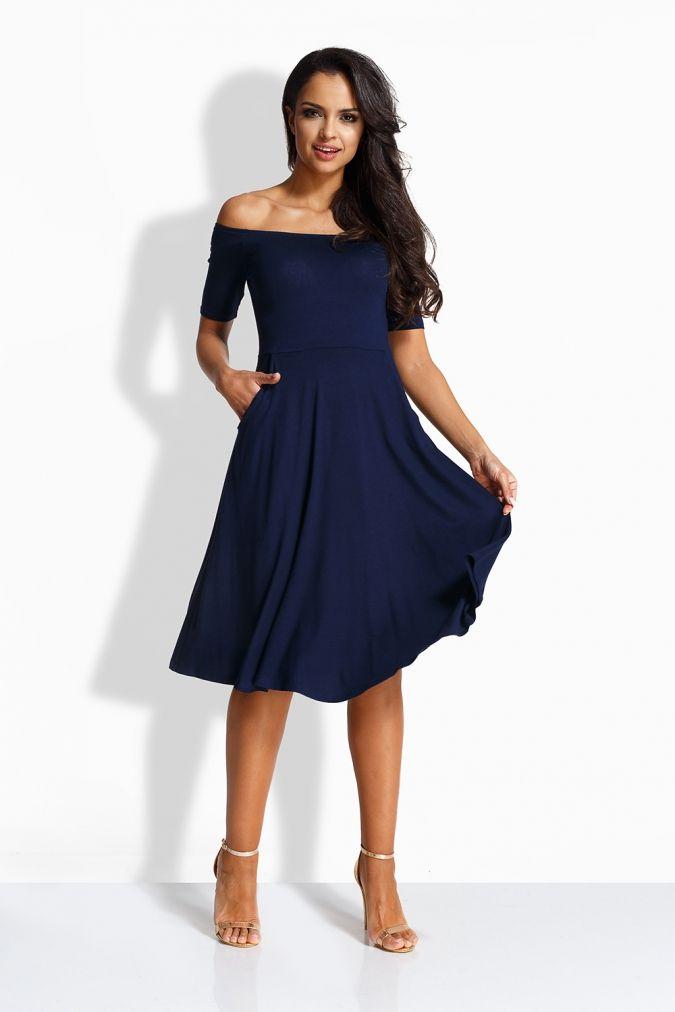 Sukienka Madam S 3xl Kolory Plus Size Style Fashion