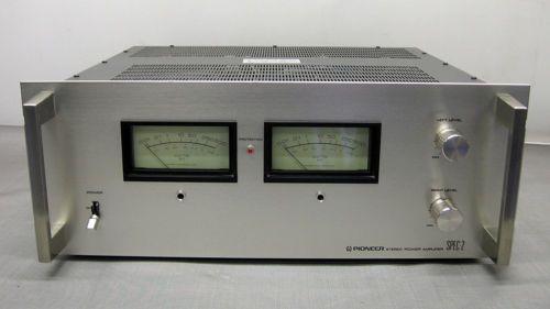 Vintage Power Amplifier 83