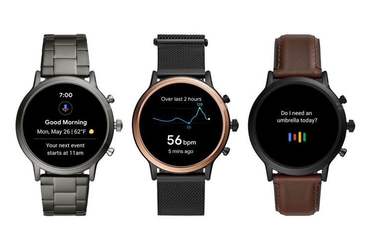 Fossil's new smartwatches will let iPhone users take calls