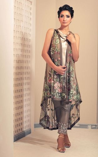 Tena Durrani Luxury Dresses Eid Collection 2015 Festival FORMALS  (4)