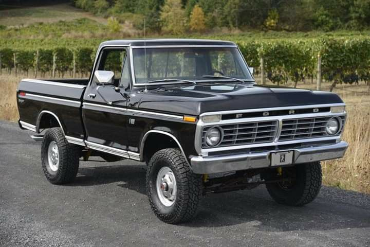 Pin By Jimmy Don Holmes On American Canadian Muscle Antique Cars Trucks In 2020 Ford Trucks Classic Ford Trucks Old Pickup Trucks