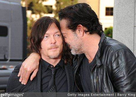 That man has a lot of hugs to go through before Daryl will try and forgive him.