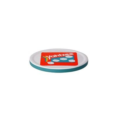 Junk Food Yahtzee Coaster, Red