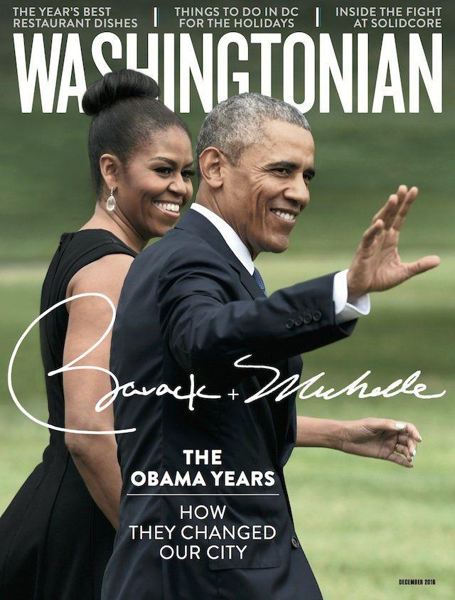 Washington's Power Couple for a little while longer