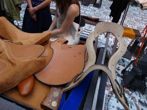 Sattler - saddle maker