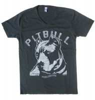 pitbull t-shirt - awesome quality - charity